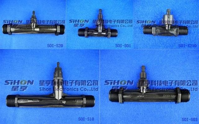 PVDF Ozone Venture Injector