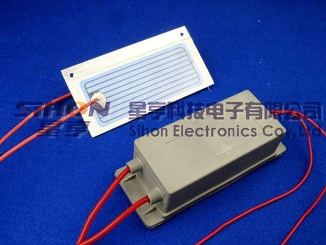 6000mg/h Longevity Ozone Plate with Circuit Kits