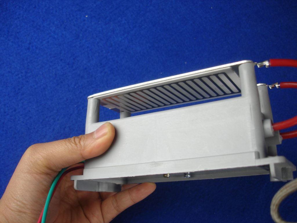 8G stainless steel plate ozone generator for air purifier