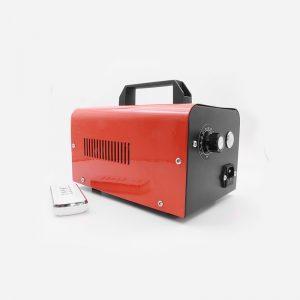 Ozoner generator with remote control deodorant
