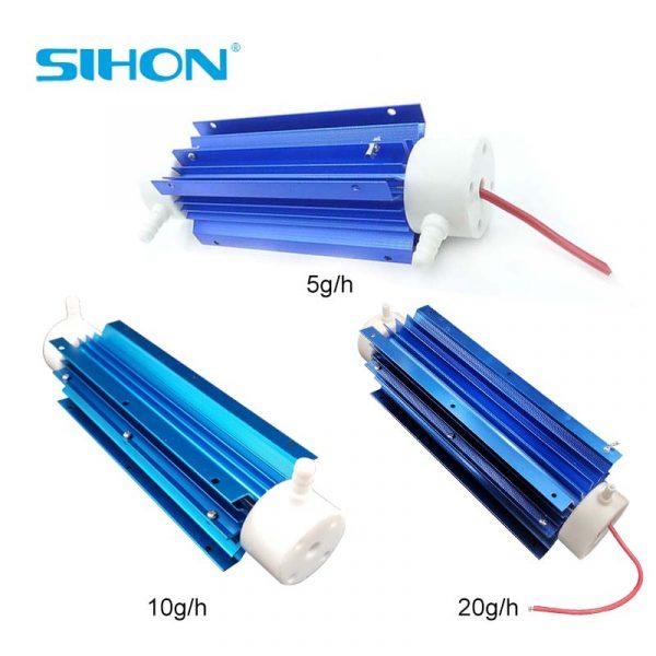 5g ozone tube